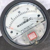 Dwyer 2000-20CM Magnehelic Differential Pressure Gauge