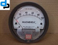 Dwyer USA Model 2100 Magnehelic Gage Range 0-100 Inch WC