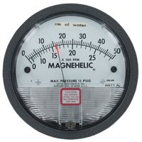 Dwyer 2000-50CM Magnehelic Differential Pressure Gauge