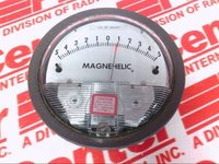 Dwyer 2300-10CM Magnehelic Differential Pressure Gauge Range 5-0-5 CM
