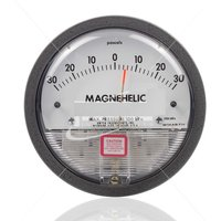 Dwyer 2300-30CM Magnehelic Differential Pressure Gauge Range 15-0-15 CM