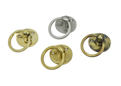 Brass Ring Round Small