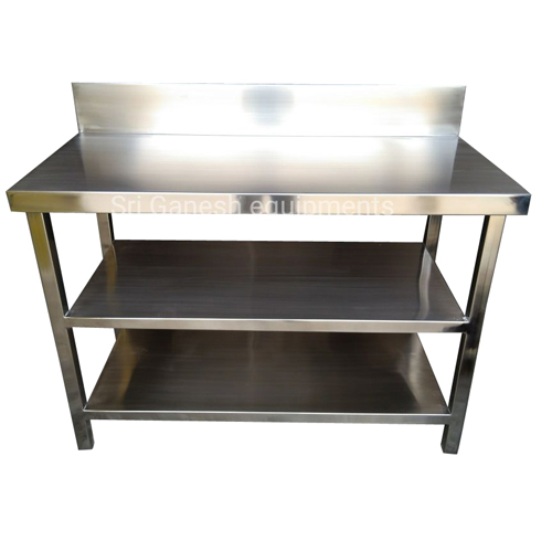 Kitchen Steel Table
