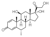 Methylprednisolone Base