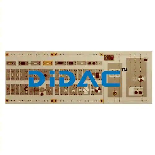 Training Package Of Oscilloscope Sensors Actuators