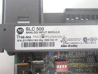 ALLEN BRADLEY SLC  500 1746-NI4