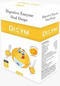Digestive enzym syrup (orange)