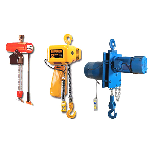 Electric Chain Hoist - Electric Chain Hoist Supplier,Trader,Gujarat