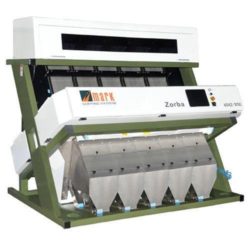 Plastic Flakes Color Sorter Machine