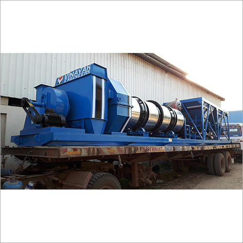 Mobile 25 Hot Mix Plant