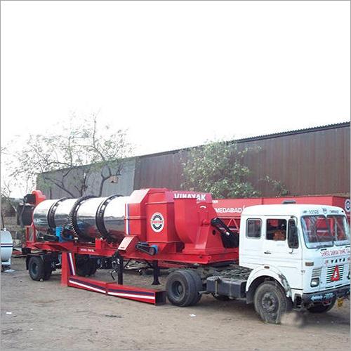 Mobile Dryer Unit