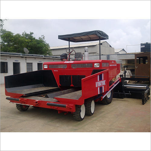 Sensor Asphalt Paver Finisher