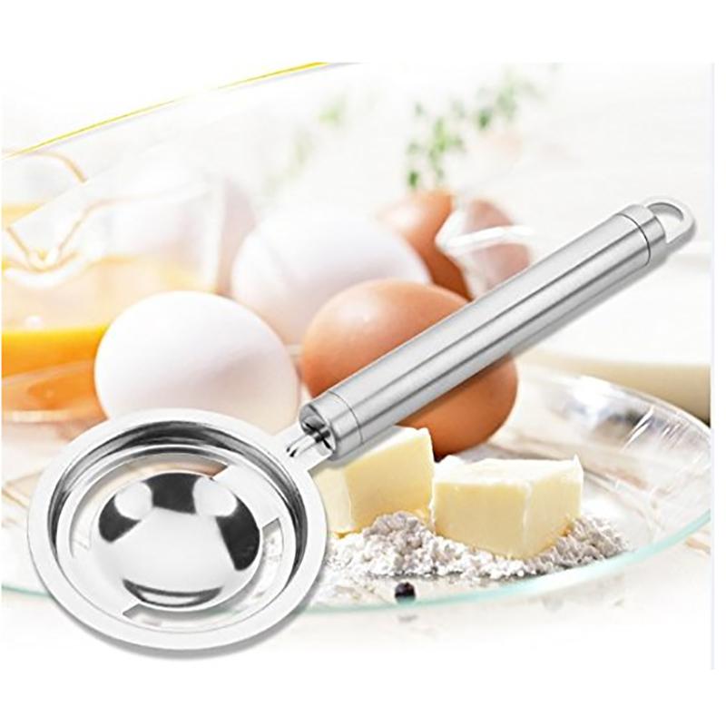 Stainless Steel Egg Seperator