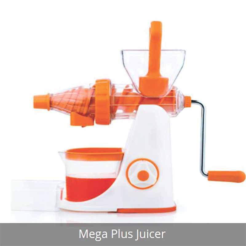 Fruits and Vegetable Juicer