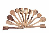 Worthy Shoppee Multipurpose Serving And Cooking Spoon Set ,Set Of 12 Pcs