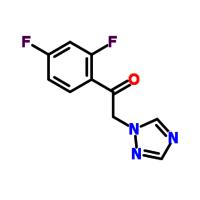 DFTA 2,4-Difluoro-alpha-(1H-1,2,4-triazolyl)acetophenone