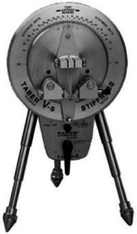 Stiffness Tester TABER TYPE