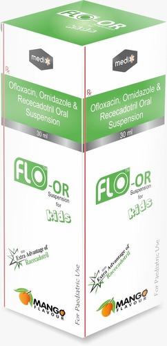 Ofloxa 50+Ornida125+Racicadotrill 15
