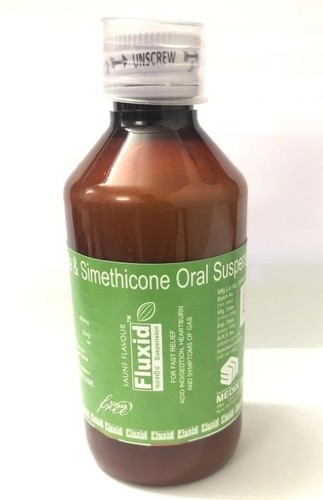 Magaldrate, Simithicone Oral Suspension