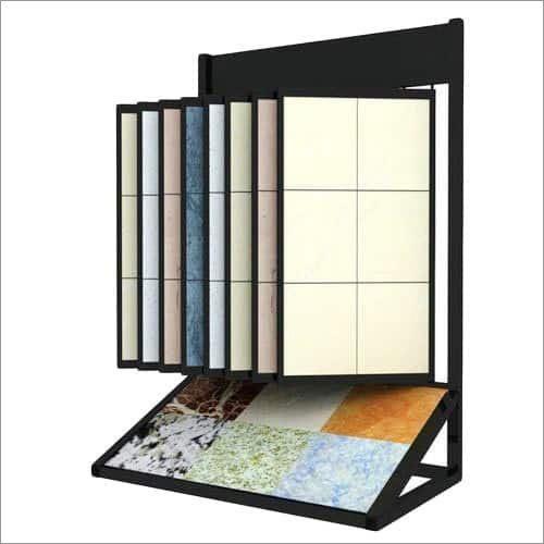 Floor Tiles Rack