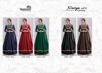 Designer Stitched Anarkali Suits