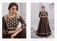 Designer Stitched Anarkali Suits