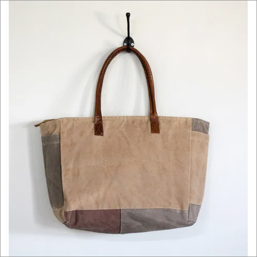 Big Patch Tote Bag
