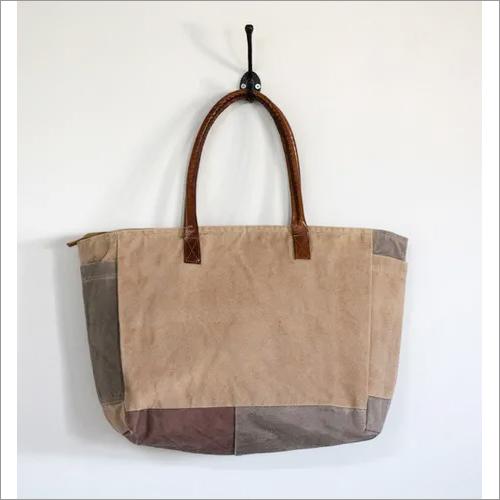 Big Patch Tote Bag
