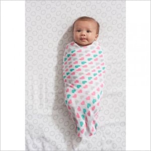 Muslin Baby Swaddles with Single Cloth