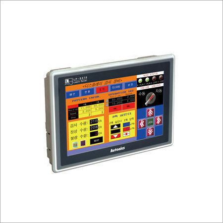 PLC Graphic Panel