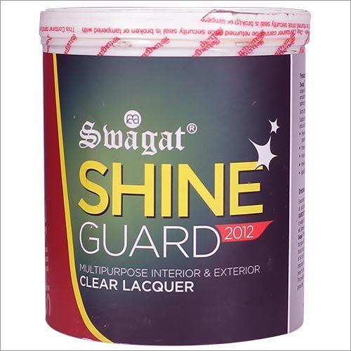 Shine Guard Clear Lacquer