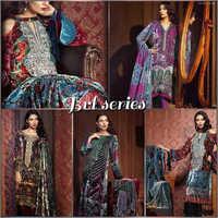 Gulahmed Silk Velvet Suit