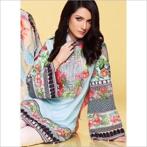 3480029533 Ladies Pakistani Designer Lawn Suit Supplier,Ladies Pakistani ...