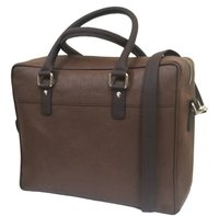 Leather Trolly Bag