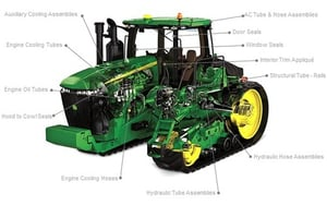 Tractor Components