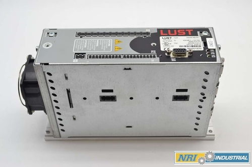 LUST SERVO DRIVE AND MOTOR AND CNC SPER PARTS