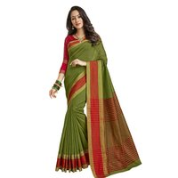 Exclusive Cotton Printed Saree