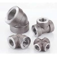 Monel 400 500 Forged Elbow NPT BSP Socket Weld