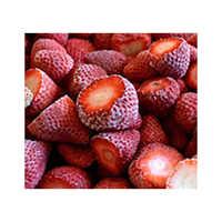 Frozen Sliced Strawberries