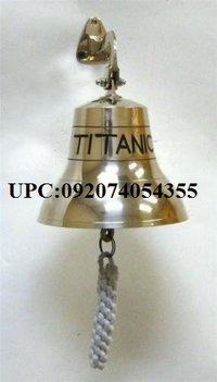 Brass Ship Bell 6