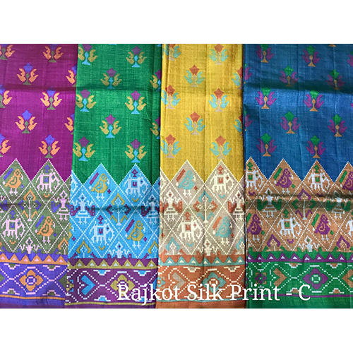 Raw Silk and Tussar Sarees