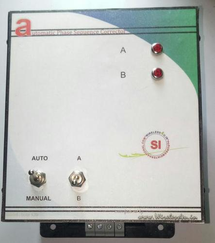 Automatic Change Over Cum Current Limiter