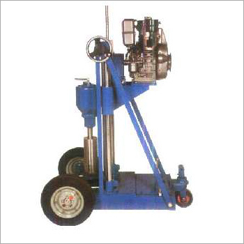 Core Cutting-Core Drilling Machine