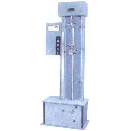 Digital Tensile Testing Machine