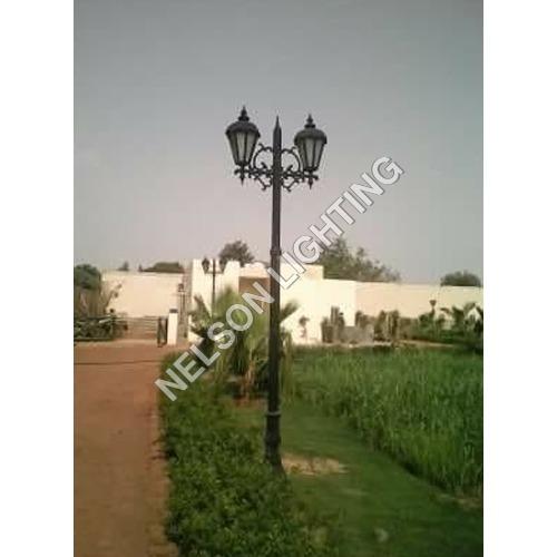 Swaged Lighting Pole