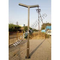 Modern Mild Steel Pole Lights