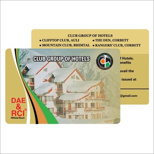 Club Cards