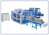 Fully Automatic Square Drum Making Machinery