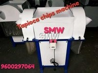 Maravalli Kizhangu Chips Cutting Machine