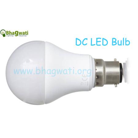 6W DC LED Bulb